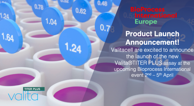 Launch of Valita®Titer PLUS at BPI trade event