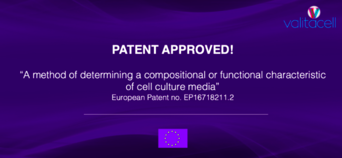 Patent Approval_Cell Culture Media