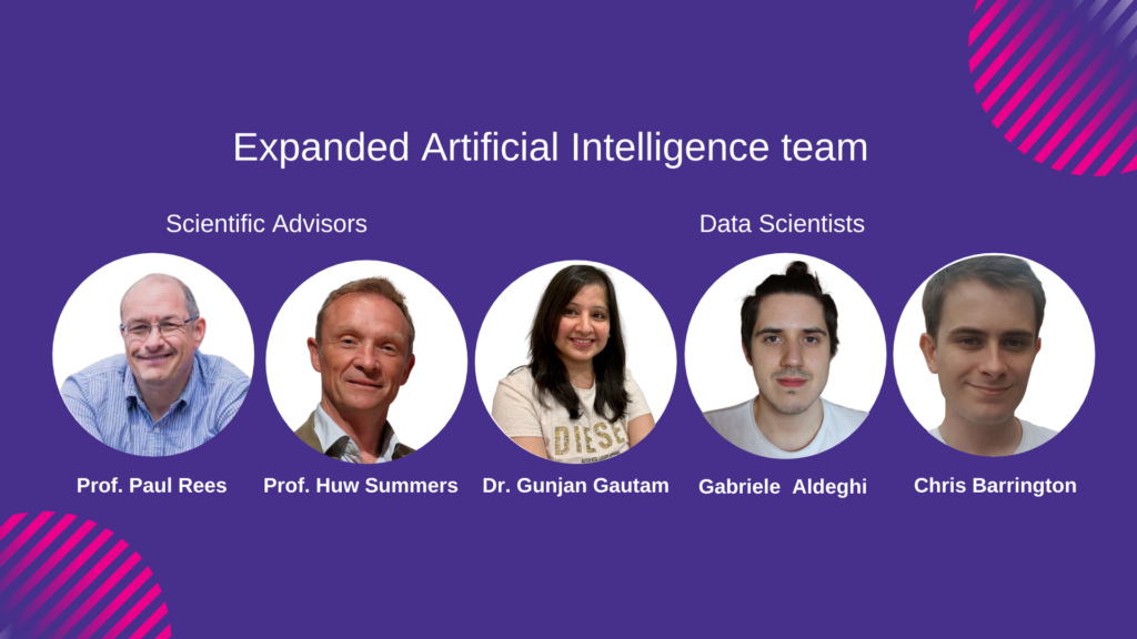 ValitaCell - Expanded AI team